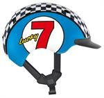 Casco Mini 2 Lucky 7 Blue