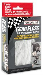Finish Line Gear Floss Microfiber Renssnöre